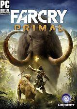 Far Cry Primal & Legende vom Mammut DLC (PC Nur Uplay Key Download Code) No DVD