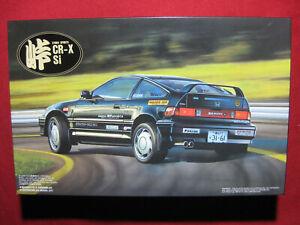1989 Honda CR-X Si Cyber Sport 1/24 Fujimi Kit Japan JDM Acura Mugen CRX Ballade