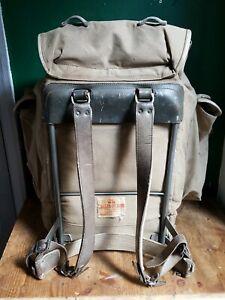 Vintage 1950s BB Cresta Deluxe 'High Pack' Framed Rucksack