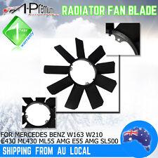 Radiator Cooling Fan Blade for Mercedes-Benz W163 W210 E430 ML430 ML55 E55 AMG