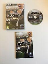 Football Manager 2013 (PC) PEGI administración de estrategia 3+: