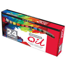 Daler Rowney Graduate Oil Colour Set - 24 x 22ml