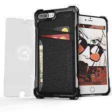 Ghostek Exec Shockproof Credit Card Holder Wallet Case Cover For iPhone 7 Plus