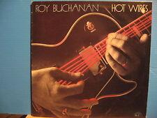 Roy Buchanan 0- Hot Wires - Free UK Post