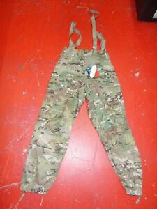GEN III  Level 5 Soft Shell Cold Weather Trousers SZ: Medium Regular