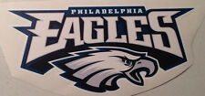 "Philadelphia Eagles FATHEAD Official Team Banner 12.5"" x 5.5"" NFL Wall Graphics"