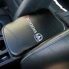 For DODGE Carbon Fiber Car Center Console Armrest Cushion Pad Cover Mat New 1PCS  for sale