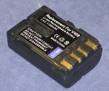 Batterie 1100mAh type BN-V408 V408-H V408U Pour JVC GR-DVL357