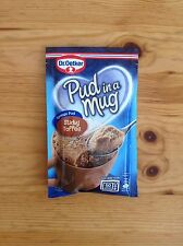 Dr Oetker Pud in a Mug Sticky Toffee Microwave Cake Easy Quick Delicious