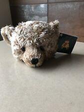 ON HOLIDAY 17-7 TO 12 AUG   Harrods rare 1999 Teddy Bear Handbag with Tags