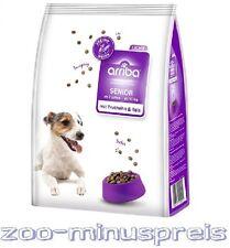 ARRIBA Hunde Trockenfutter 12 kg f.Senioren/light, ohne Zucker, Aromen,Farbstoff