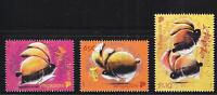SINGAPORE 2011 YEAR OF RABBITS ZODIAC COMP. SET OF 3 STAMPS IN MINT MNH UNUSED