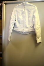Crazy tenues ledertop DS 100 blanc 100% GENUINE LEATHER pos 1