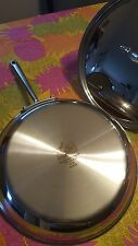 All-Clad 12 inch Fry Pan with lid