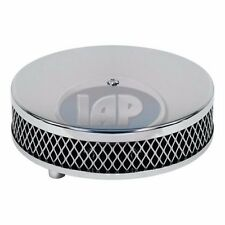 VW BUG GHIA BUGGY BUS CHROME AIR CLEANER AC129761 Air-Cooled Volkswagen