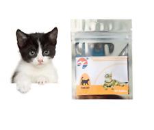 Easy All Worm Pet Dewormer for Cat/Kitten- Broad Spectrum kill parasites 30 Tabs
