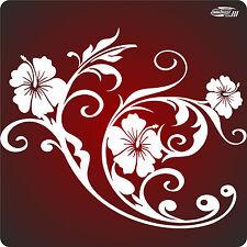 1x,Blumen,Dekor,Car Style,Aufkleber,Autoaufkleber,Tattoo,Wandaufkleber,Laptop,
