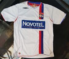 maillot jersey camiseta trikot maglia shirt om psg ol lyon 2006 2007 L