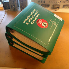 boeing avionics nav coms boeing 727 maintenance training manuals a 3 volume set