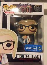 Funko Pop Heroes #135. Dr. Harlem Suicide Squad. New, Unopened Box. Walmart Exl.