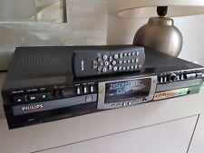 LECTEUR / ENREGISTREUR DE CD DOUBLE PLATINE  PHILIPS CDR 775 recorder cdr775