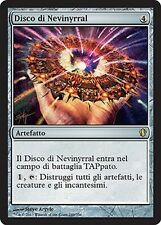 Disco di Neviniyrral - Nevinyrral's Disk MTG MAGIC C13 Commander 2013 Ita