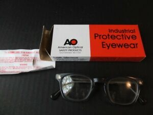 Vintage Safety Glasses American Optical 1960s protective eyewear