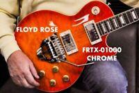 Floyd Rose Bolt-On FRX FRTX01000 locking Tremolo CHROME 4 Gibson Les Paul, SG, V