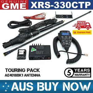 FAST GME XRS-330CTP XRS 330C AE4018BK1 6.6DBi ANTENN UHF CB RADIO TOURING CAR