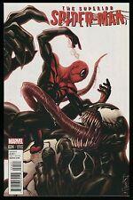Superior Spider-Man 24 feat. Stefano Caselli Variant cover art Superior Venom