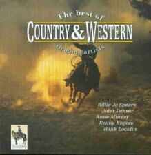 Best of Country & Western (#mcps96011) | CD | Don Williams, Carl Perkins, Joh...