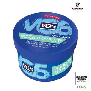 VO5 Extreme Style Casual Control Rough It Up Putty 150 ml