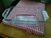 Anchor Bakeware Loaf Dish Pillsbury Home Cooking