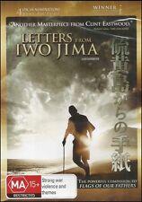 LETTERS From IWO JIMA (Ken WATANABE) Clint EASTWOOD WWII War Film DVD NEW Reg 4