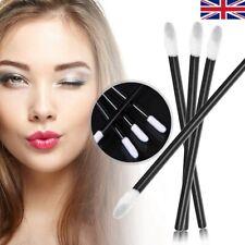 100pcs Disposable Lip Brush Gloss Wands Applicator Lipstick Makeup Tool Cosmetic