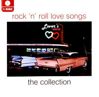 18 ORIGINAL ROCK AND ROLL LOVE SONGS CD * 50's / FIFTIES HITS