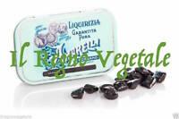 AMARELLI Liquirizia di Calabria PURA MEDAGLIE LATTINA 40g/SPEZZATA LIQUORICE TIN