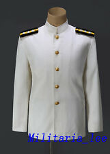 Imperial Japanese Repro Navy Second Tunic (White Tunic) All Sizes