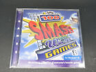 Vintage Computer 100 Games Smash Win95 By Softkey Windows 95 Cd Rom Disc