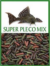 Super Pleco Veggie Stick Mix #3,Earthworm,Veggie,Pleco stomus,Spirulina,Abf84