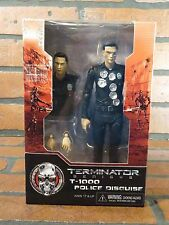 "Terminator Genisys T-1000 POLICE DISGUISE 7"" Figure NEW NIB"