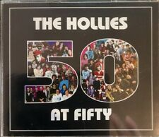 "THE HOLLIES ""50 At Fifty"" 3 CD-Box NEU"