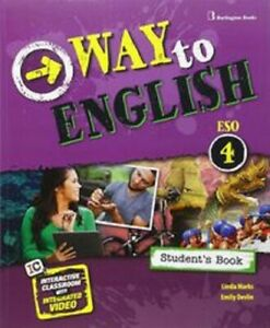 ESO 4 - WAY TO ENGLISH STUDENT´S BOOK