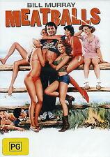 Meatballs - Comedy Classic / Adventure / Teen - Bill Murray - NEW DVD