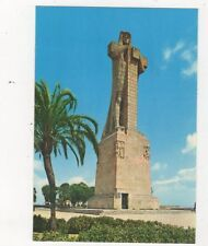 Huelva Monumento a Cristobal Colon Spain 1980 Postcard 866a