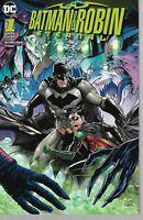 DC - Comic Batman & Robin Eternal Nr. 1 Variant von 2016 Panini Verlag deutsch