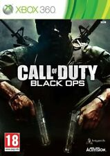 Call Of Duty: Black Ops / Xbox 360 / Xbox One / PAL