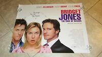 Bridget Jones movie poster  Renee Zellweger, Colin Firth poster - 30 x 40 inches