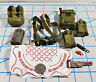 21st century ultimate soldier firefighter pouch lot 1/6 scale toys dragon Joe