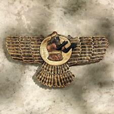 Ashur the Assyrian God of Earth, Air and Sun Wall Sculpture Replica Reproduction